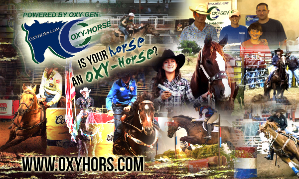 Oxy-Horse powered by Oxy-Gen a name you recognize and trust
