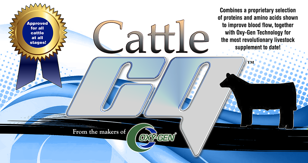 Cattle CQ Livestock Supplement